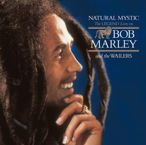 Portada del disco Natural Mystic de Bob Marley & The Wailers