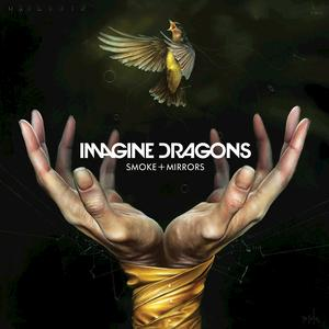 Portada del disco Smoke + Mirrors de Imagine Dragons