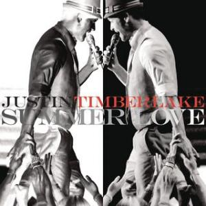 Portada del disco Summer Love/Until The End Of Time Duet With Beyonce de Justin Timberlake