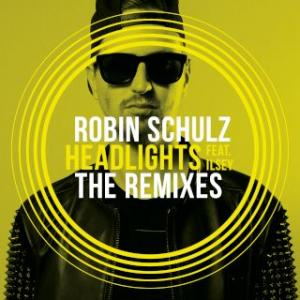 Portada del disco Headlights (feat. Ilsey) [The Remixes] de Robin Schulz