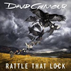 Portada del disco Rattle That Lock de David Gilmour