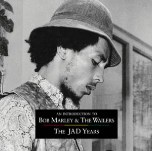 Portada del disco An Introduction To Bob Marley & The Wailers - The JAD years de Bob Marley & The Wailers