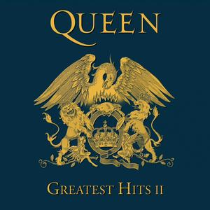 Portada del disco Greatest Hits II (Remastered) de Queen