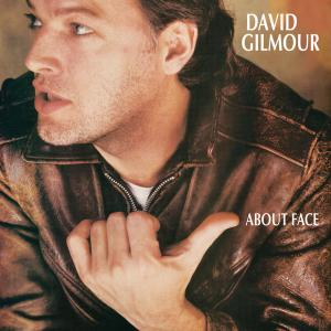 Portada del disco About Face de David Gilmour