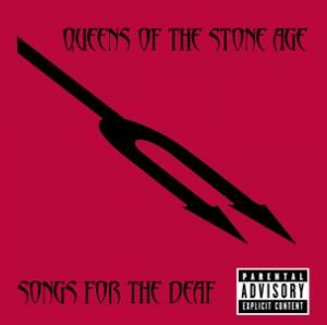 Portada del disco Songs For The Deaf (UK Version) de Queens of the stone age