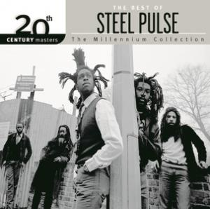 Portada del disco Best Of/20th Century de Steel Pulse