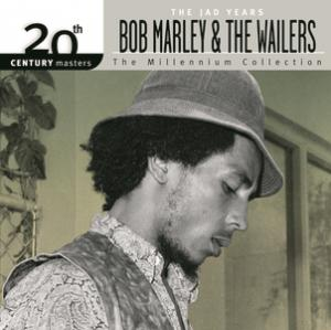 Portada del disco The Best Of Bob Marley & The Wailers 20th Century Masters The Millennium Collection de Bob Marley & The Wailers