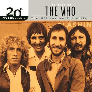 Portada del disco 20th Century Masters: The Millennium Collection: Best Of The Who de The Who