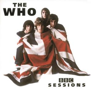 Portada del disco BBC Sessions de The Who
