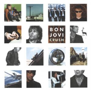 Portada del disco Crush (International Non-European Version) de Bon Jovi
