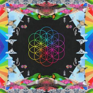 Portada del disco A Head Full of Dreams de Coldplay