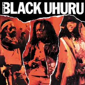 Portada del disco Tear It Up de Black Uhuru