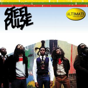 Portada del disco Ultimate Collection: Steel Pulse de Steel Pulse