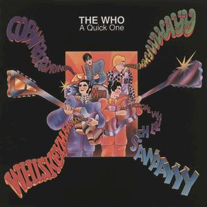 Portada del disco A Quick One (Remastered) de The Who