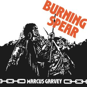 Portada del disco Marcus Garvey de Burning Spear