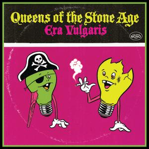 Portada del disco Era Vulgaris de Queens of the stone age