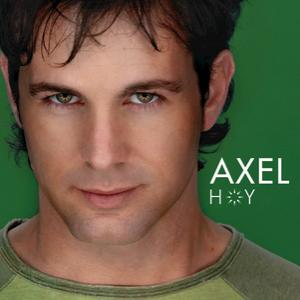 Portada del disco Hoy (International Version) de Axel