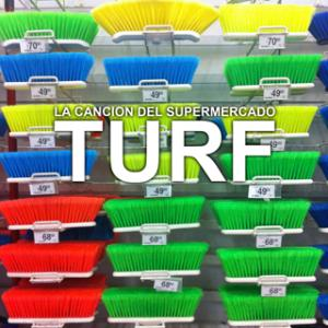 Portada del disco La Cancion Del Supermercado de Turf
