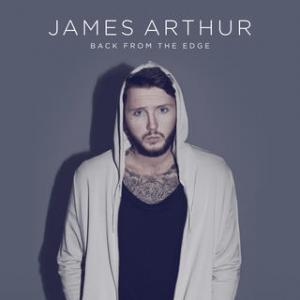 Portada del disco Back from the Edge de James Arthur
