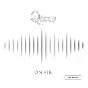 Portada del disco On Air de Queen
