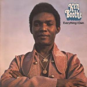Portada del disco Everything I Own de Ken Boothe