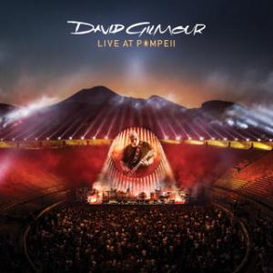 Portada del disco Live At Pompeii de David Gilmour