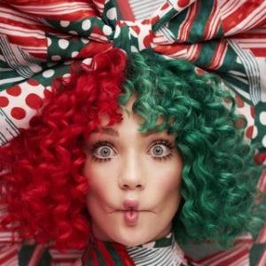 Portada del disco Everyday Is Christmas de Sia