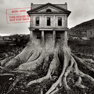 Portada del disco This House Is Not For Sale de Bon Jovi