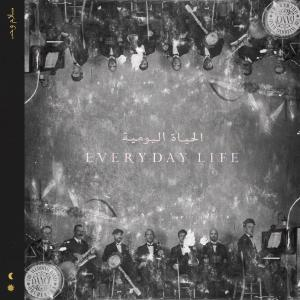Portada del disco Everyday Life de Coldplay
