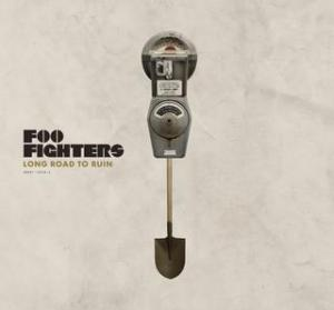 Portada del disco Long Road To Ruin de Foo Fighters