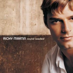 Portada del disco Sound Loaded de Ricky Martin