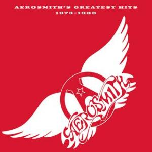 Portada del disco Greatest Hits 1973-1988 de Aerosmith