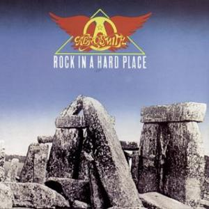 Portada del disco Rock In A Hard Place de Aerosmith