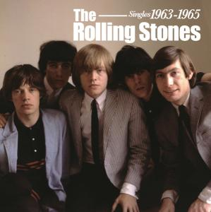 Portada del disco Singles 1963-1965 (International Version) de The Rolling Stones