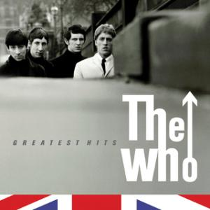 Portada del disco Greatest Hits de The Who