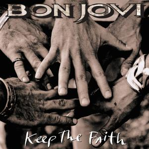 Portada del disco Keep The Faith (Special Edition) de Bon Jovi