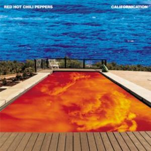 Portada del disco Californication (Deluxe Version) de Red Hot Chili Peppers
