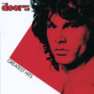 Portada del disco Greatest Hits [1980] de The Doors