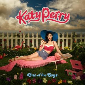 Portada del disco One Of The Boys de Katy Perry