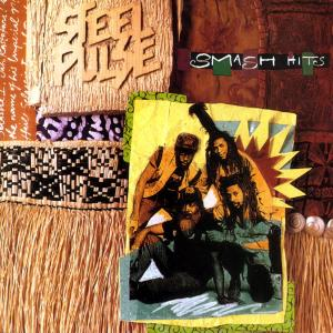 Portada del disco Smash Hits de Steel Pulse