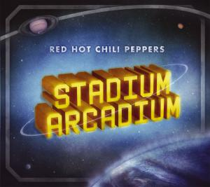 Portada del disco Stadium Arcadium de Red Hot Chili Peppers