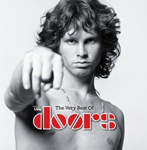 Portada del disco The Very Best Of [International Version][expanded w/bonus tracks & bonus video] de The Doors