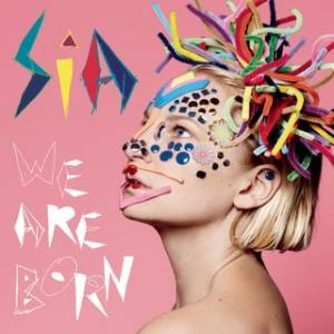 Portada del disco We Are Born de Sia