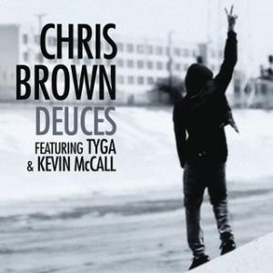 Portada del disco Deuces featuring Tyga & Kevin McCall de Chris Brown