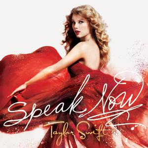 Portada del disco Speak Now (Deluxe Package) de Taylor Swift