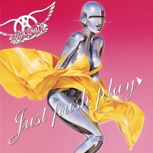 Portada del disco Just Push Play de Aerosmith