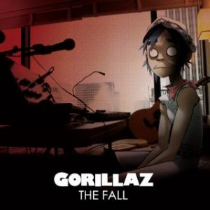 Portada del disco The Fall de Gorillaz