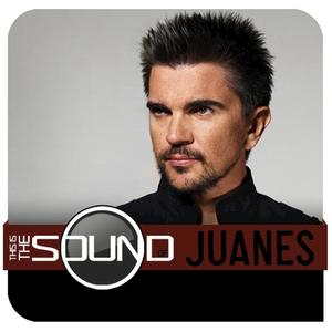 Portada del disco This Is The Sound Of...Juanes de Juanes
