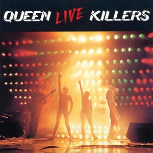 Portada del disco Live Killers de Queen