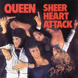 Portada del disco Sheer Heart Attack (2011 Remaster) de Queen